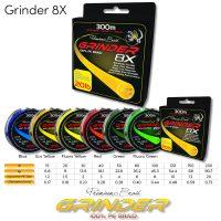 Grinder 8X Braid