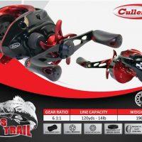 Cullem Bass Trail Baitcaster